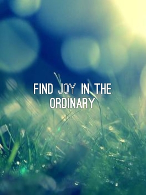 ordianry