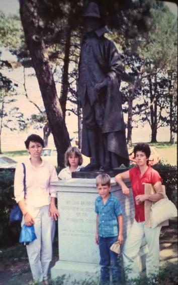 bradford family
